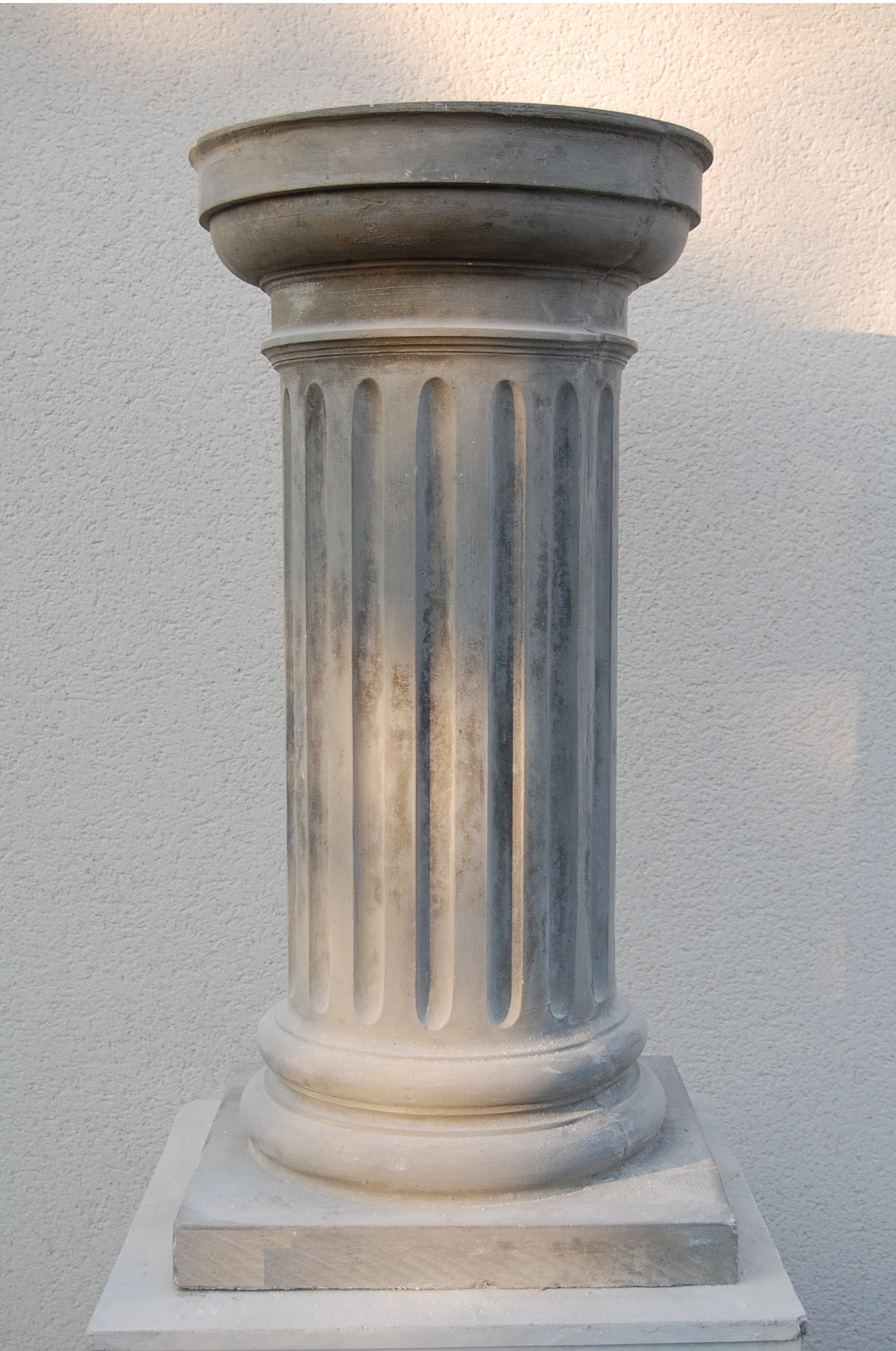 Pedestal : Pedestals The Old Mould Garden